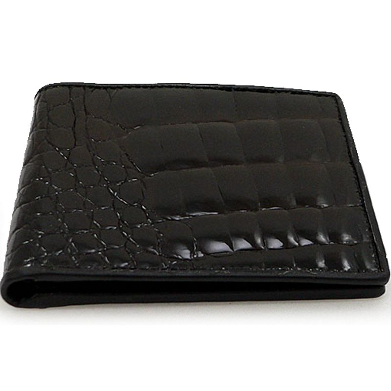 Genuine Crocodile Leather Wallet 004