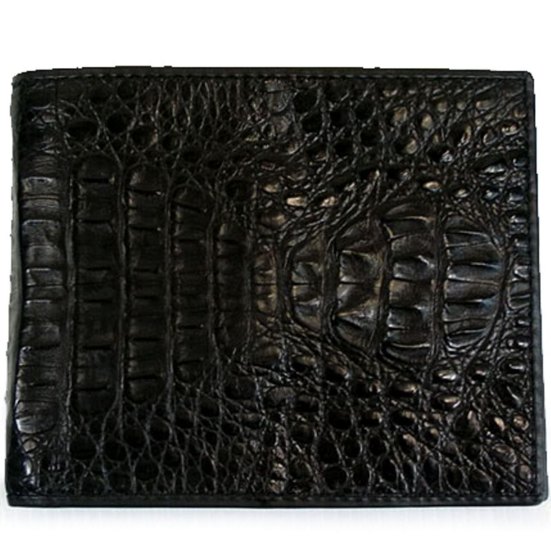 Genuine Crocodile Leather Wallet 005