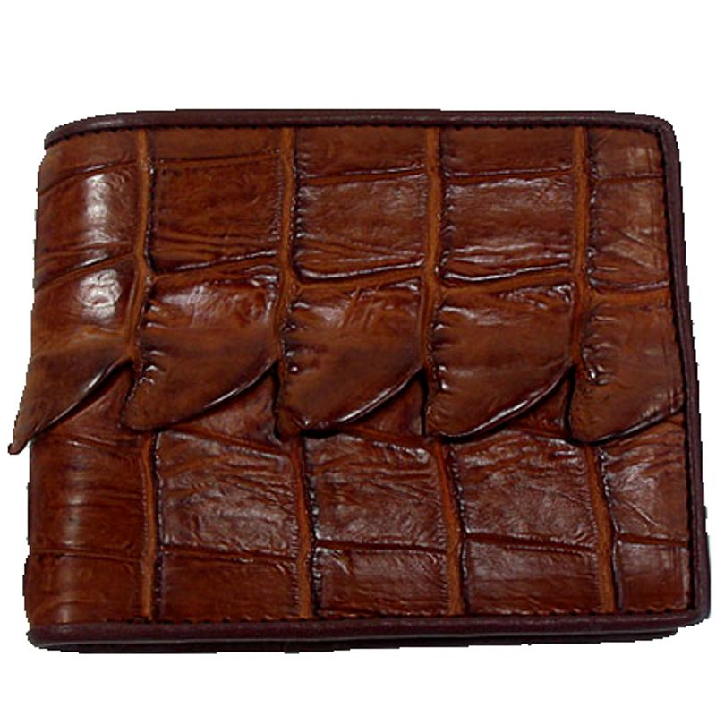 Genuine Crocodile Leather Wallet 007