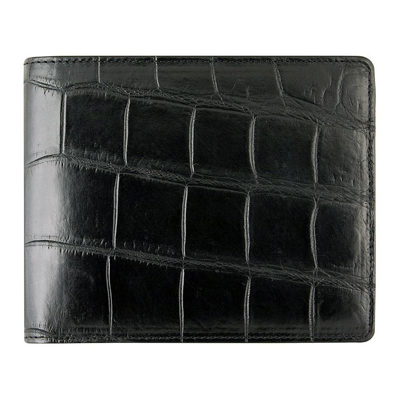 Genuine Crocodile Leather Wallet 003