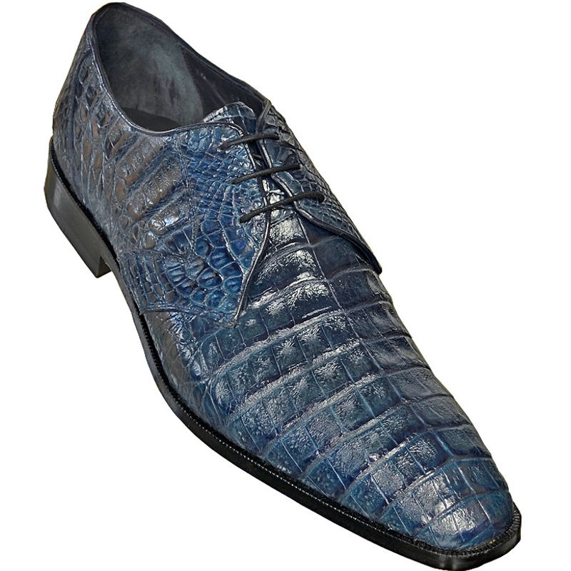 Genuine Crocodile Leather Mens Shoes 003