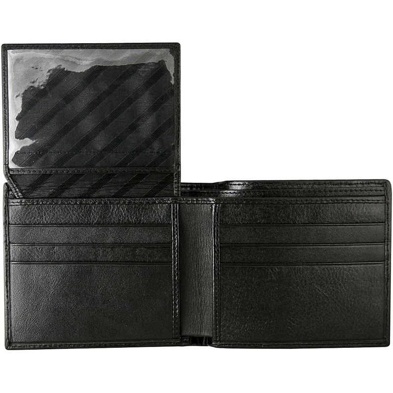 Genuine Python Snake Leather Mens Wallet  - inside