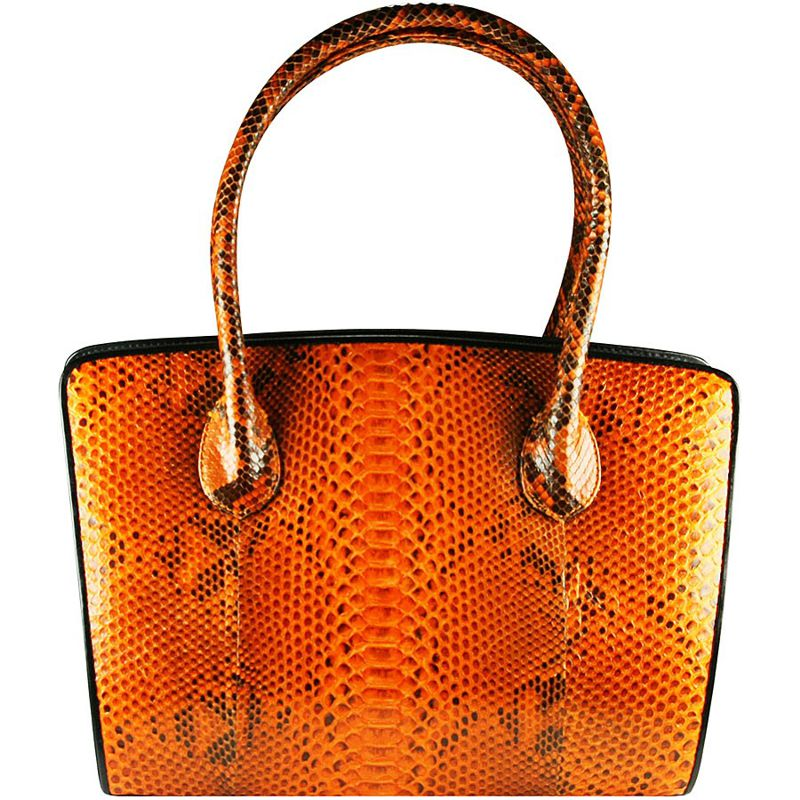 Josie Snake Python Leather Ladies Shoulder Bag