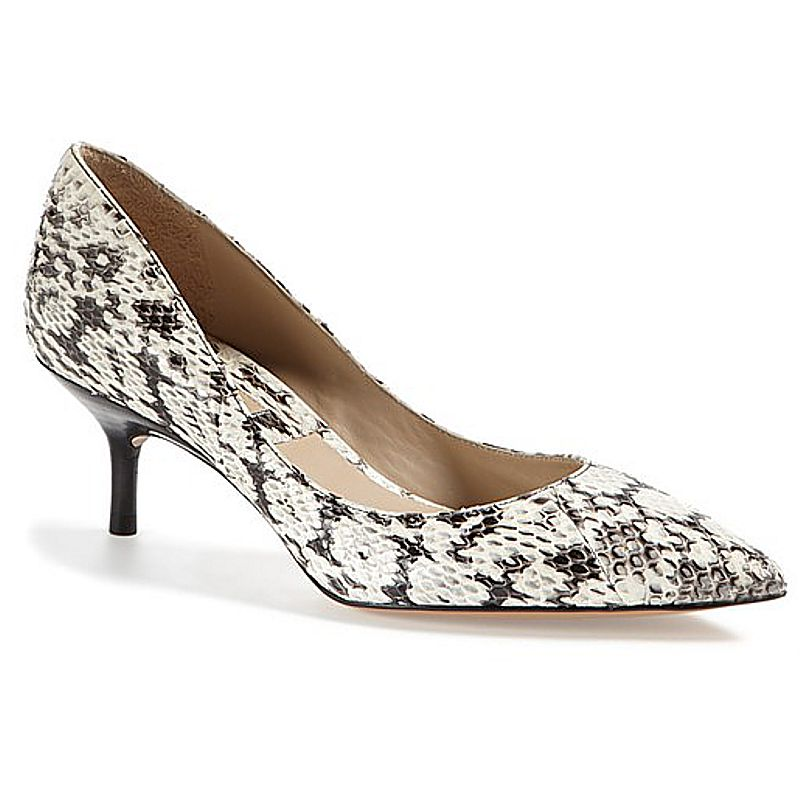 Dafne Genuine Python Snake Leather Ladies Shoes 003