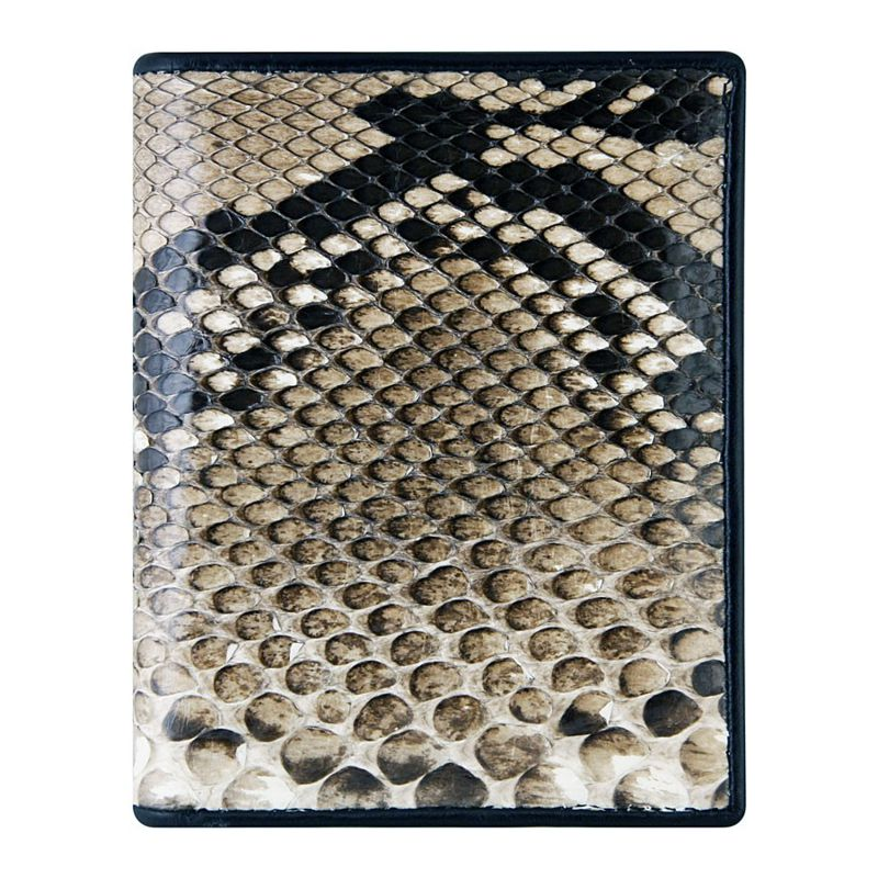 Genuine Python Snake Leather Mens Wallet 002