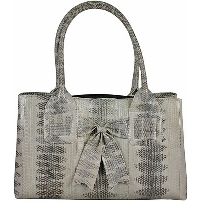 Christina Sea Snake Leather Ladies Bag
