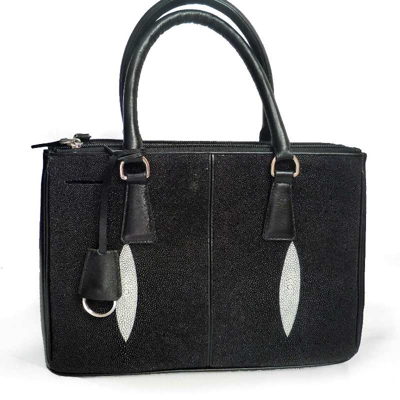 Jessica Genuine Stingray Leather Bag