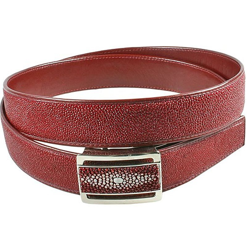 Genuine Stingray Leather Belt 003