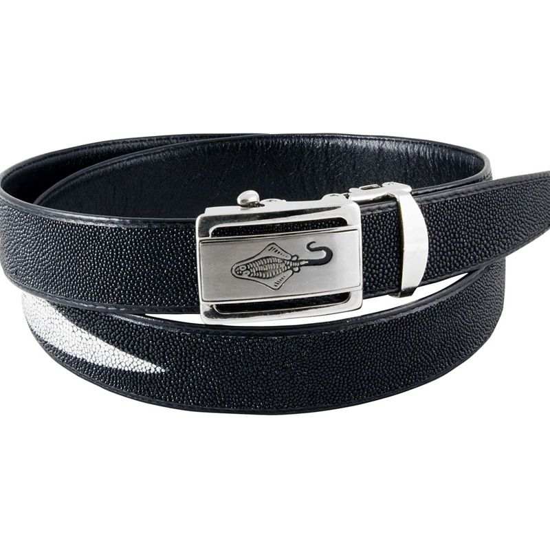 Genuine Stingray Leather Belt 006