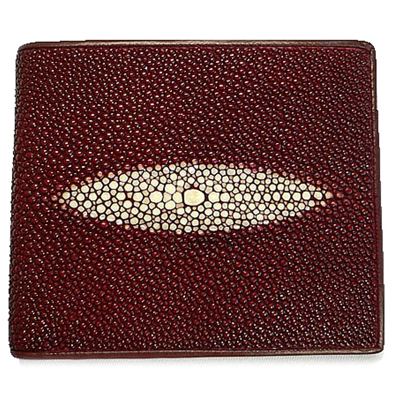 Genuine Stingray Leather Ladies Wallet 003